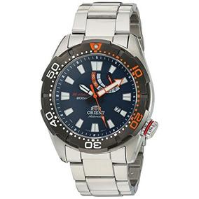 Reloj Orient M-force Bravo Acero Inoxidable