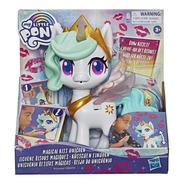 My Little Pony Princesa Celestia Unicornio Besos Mágicos