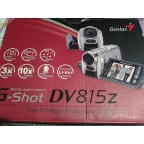 Filmadora Genius 4mpx G-shot