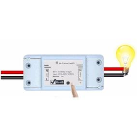 Interruptor Wifi Inteligente Placa De Automação Pelo Celular