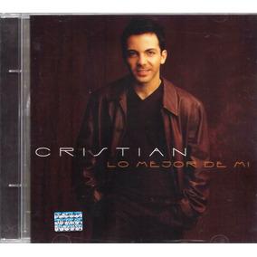 Lo Mejor De Mí - Cristian Castro - B M G, México - 1997 - Cd