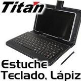Teclado Titan Para Tablet