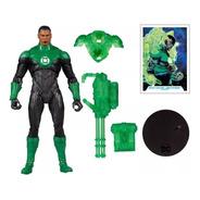 Green Lantern John Stewart Dc Multiverse Mcfarlane