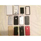 Iphone 6 Original 16 Gb Liberado 9 Forros Vendo O Cambio