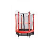 Cama Elastica Saltar Con Proteccion 1.40 Mts Soporta 100 Kg