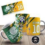 Arte Estampa Copa 2018 Palmeiras Sublimação + Brinde