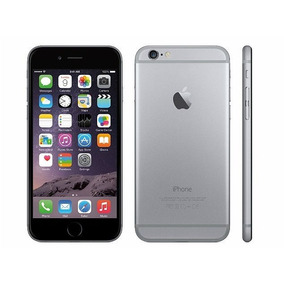 Celular Apple Iphone 6 16gb Space Gray Caja Sellada