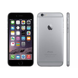 Celular Apple Iphone 6 16gb Grado A Space Gray Caja Sellada
