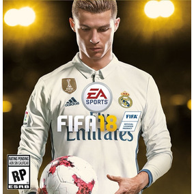 Fifa 18 Ps3 Psn Midia Digital Portugues Envio Imediato