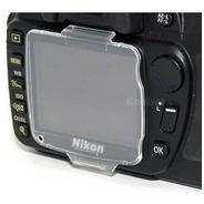 Protector Pantalla En Policarbonato Para Camaras Nikon D80