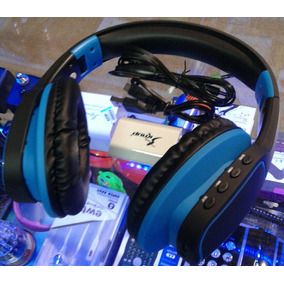 Auricular Bluetooth Knup Con Sonido Hd,larga Duración