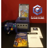 Consola Nintendo Gamecube + Super Smash Bros Melee Ntsc