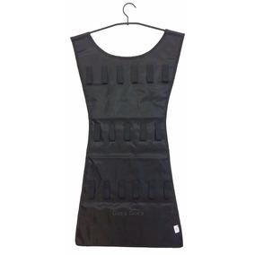 Porta Bijouterie Black Dress / Aros Pulsera Collar Gora Gora
