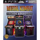 Mortal Kombat Arcade Kollection Ps3: Combo 3 En 1 - Digital!
