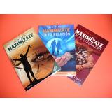 Maximíxate -de Bob Mandel * Combo 3 Libros Nuevos -liderazgo