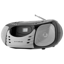 Rádio Boombox Pb119n2,cd,usb,rádiofm,digital,5w Rms Philco