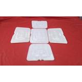 Placas De Gel Para Carrinho De Sorvete -kit C/ 05 Placas