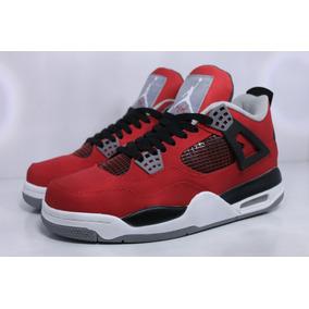 Zapatillas Nike Air Jordan Retro 4 Toro Bravo Nuevas