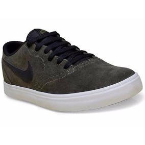 Tênis Nike Sb Check Solar Verde Musgo Nº 39- 40 E 41 19a7dd7d573b0