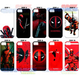 Capinha Capa Case 3d 2d Deadpool Hq Nokia Lumia 535 730 920