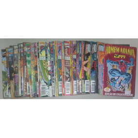 Kit 39 Revista Marvel Homem Aranha 2099 Frete Grátis