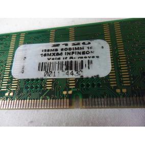 Memoria Ram 128mg