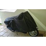 Forro Cobertor Moto Scooter Pequeña. Outlook, Bera Etc