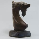 Cavalo Decorativo Em Pedra Sabão