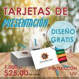 Tarjetas De Presentación, Flyers, Imprenta, Diseño Gratis