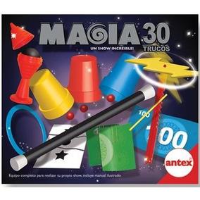 Juego De Magia 30 Trucos Antex Juguete Niño Children
