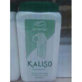 Crema Desrizadora Kaliso 960 Gramos Pote Verde