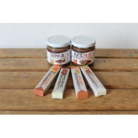 Combo 8: Cremas: Artenut Y Chocomani Y 4 Barras De Chocolate