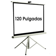 Pantalla Proyector Femmto 120 Pulgadas Manual Con Tripode