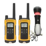 Rádio Comunicador Motorola T400br + Lanterna S/frete