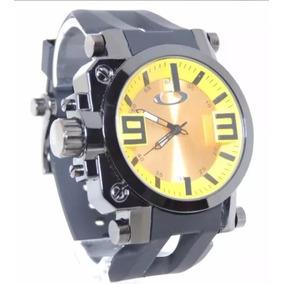 Relogio Oakley Gearbox Titanium Edição Especial Masculino - Relógio ... 3b10a0daa4