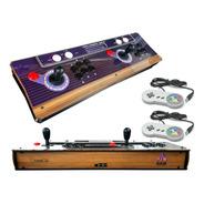 Fliperama Portátil Atari 12 Mil Jogos, Sensor Óptico, Brinde