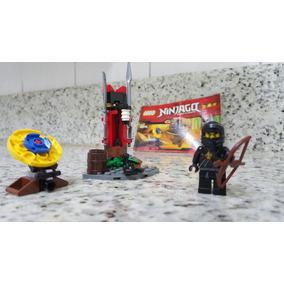 Lego Ninjago 2516 Ninja Training Outpost 45pçs
