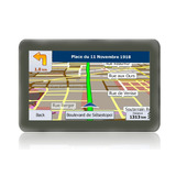 Gps Navegador 4.3 Pulgadas Satelital Transmisor Fm Mapas