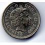 Moeda De Coleção One Pound 2007, Inglaterra, Elizabeth Ii