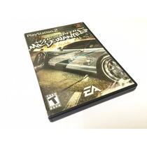 Need For Speed Most Wanted Jogo Original Ps2 Completo