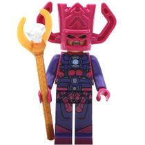Genial Figura Sax 25 Galactus Compatible Con Lego