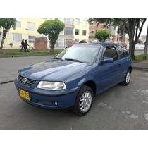 Volkswagen Gol Mt1800cc Azul Marino Sa