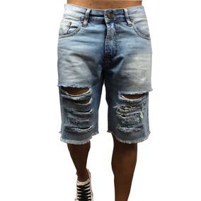 Bermuda Jeans Masculina Ellus | Frete Grátis!