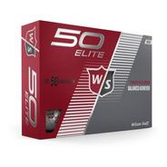 Kaddygolf Pelotas Golf Wilson Fifty 50 Oferta Blandas X24