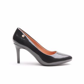 Lady Stork Violeta - Zapato Vestir Mujer Taco Alto