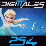 Frozen Ps3 Batalla De Bolas De Nieve + 3 Niveles Digittales