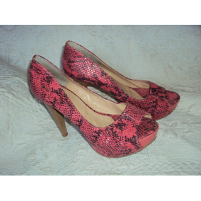 Sapato Meia Pata Rosa Stock Club Tamanho 39 S3