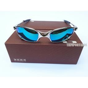 06e6e73024adb Armação Oculos Lente Cinza De Sol Oakley - Óculos De Sol no Mercado ...