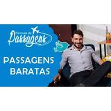 Cursos Fórmula Das Passagens Aereas Rafael 2017 + Milhas