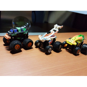 Micromachines Coleccion De 3 Autos Rcx Racing